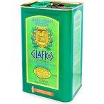 Glafkos Extra panenský olivový olej Organic Cretel plech 3 l