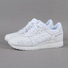 Asics Gel Lyte III white / white
