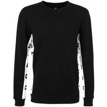 Q/S designed by s.Oliver Pánský černý svetr s nápisy