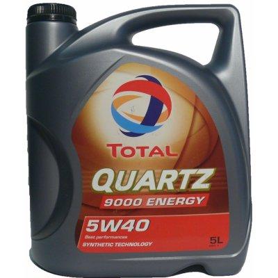 Total Quartz 9000 Energy 5W-40 5 l