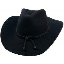 12c961d2a871 Westernový klobouk černá Q9030 13775CF