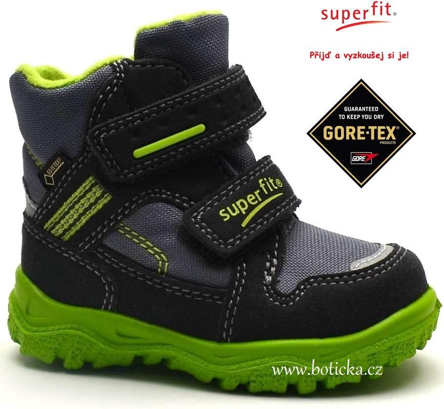 Filtrování nabídek Superfit 1-00044-48 zimní boty HUSKY zelená - Heureka.cz 57cc20efa4