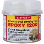 KITTFORT Epoxy 1200 dvousložková epoxidová pryskyřice 800g