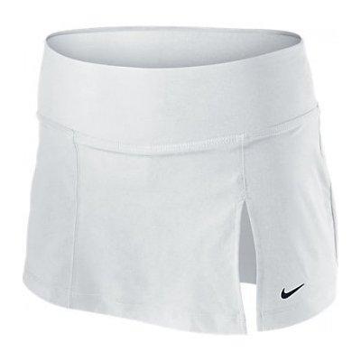 Nike tenisová sukně Nike Tie Break Woven 447016-100 bílá