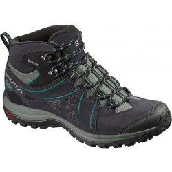 Dámská obuv Salomon Ellipse 2 MID LTR GTX W 394735 šedá ca1a54cfff
