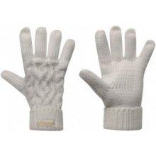 Golddigga Cable Gloves Ladies natural