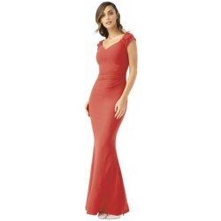 247fcd55fa0 Goddiva společenské a plesové šaty Francesca DR840B červená