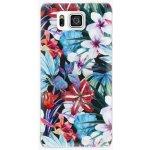 Pouzdro iSaprio - Tropical Flowers 05 - Samsung Galaxy Alpha