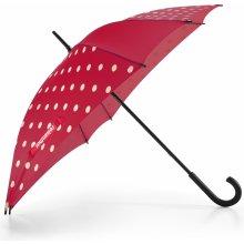 Deštník Reisenthel Umbrella Ruby dots