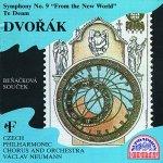 Česká filharmonie / Václav Neumann - Dvořák : Symfonie č. 9 - Novosvětská, Te Deum CD
