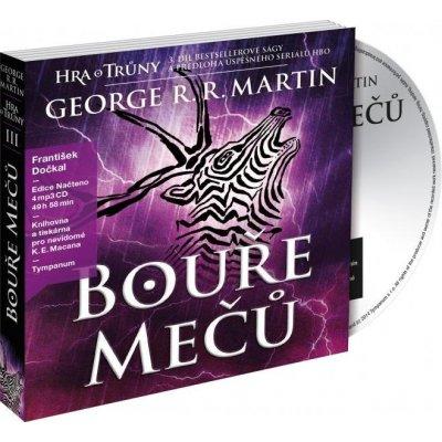 George R. R. Martin - Bouře mečů / 4 CD - Mp3