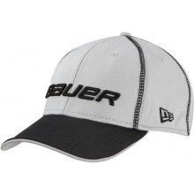 Bauer New Era 39Thirty Pre-Game cap kšiltovka White