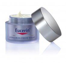 Eucerin Hyaluron Filler noční krém proti vráskám 50 ml