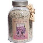 Bohemia Natur Levandule s bylinkami uklidňující koupelová sůl 1,2 kg