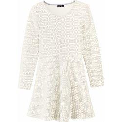 PEPPERTS Dívčí mikinové šaty bílá od 249 Kč - Heureka.cz 35211e217e