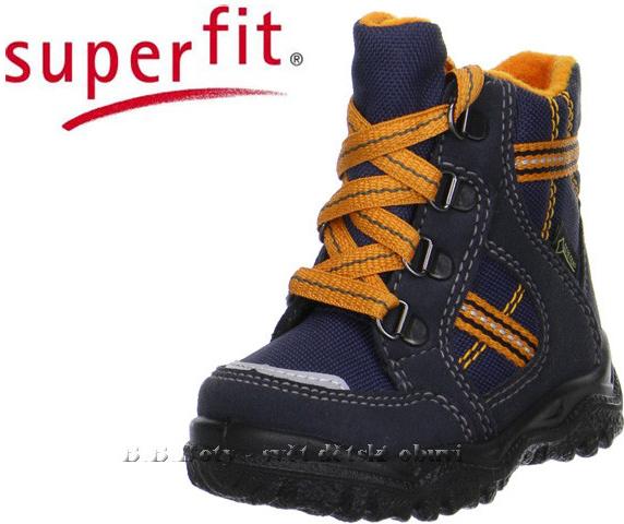 Superfit 1-00042-81 zimní boty HUSKY oranžová od 800 Kč - Heureka.cz 096ca2bba6
