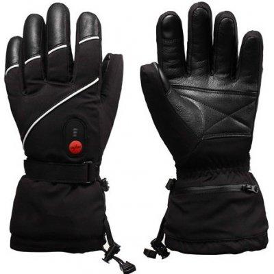 Bezdoteku Savior vyhřívané rukavice pánské černé