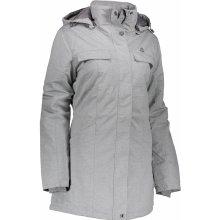 Alpine Pro Westina LCTK046 dámský kabát šedá