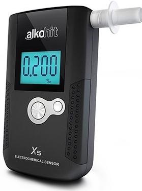Alkohol tester Alkohit X5