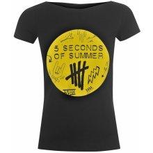 5 Seconds Of Summer Scribble Logo
