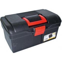 5b1a7a96d3ade MAGG PROFI Plastový kufr na nářadí; 394x215x195 mm, s 1 přihrádkou od 209  Kč - Heureka.cz
