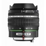 Pentax smc DA 10-17mm f/3,5-4,5 ED (IF) rybí oko