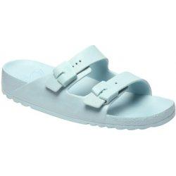 Scholl BAHIA bílé zdravotní pantofle od 787 Kč - Heureka.cz 91b010aee2