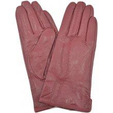 Arteddy dámské kožené rukavice vínová 584e29a4b4