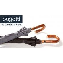 Bugatti Partnerský holový mechanický deštník Doorman černý 71763001BU