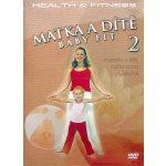 Health and fitness Matka a dítě 2 DVD