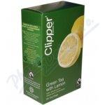 CLIPPER TEAS LTD Čaj green tea with Lemon 20 x 2 g