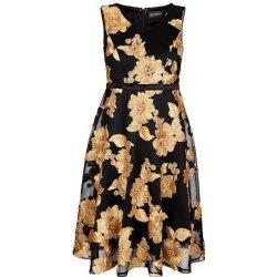 379f0ce13bb0 AMY VERMONT šaty černá zlatá od 4 499 Kč - Heureka.cz
