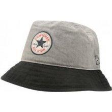 Converse Block Mens Bucket Hat Grey