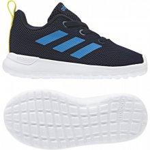 Adidas Performance LITE RACER CLN I Tmavě modrá   Modrá   Bílá de3d8ab9b5
