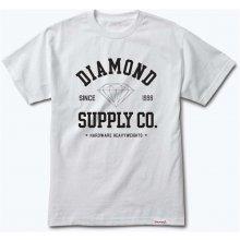 Diamond Athletic Tee White (WHT)