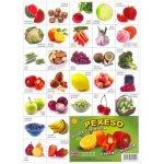 Teddies Pexeso: Ovoce a zelenina
