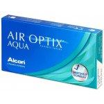 Alcon Air Optix Aqua 6 čoček