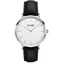 Cluse La Bohéme Silver White/BLACK