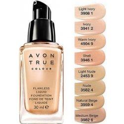 Avon tekutý make-up Flawless SPF15 Medium Beige 30 ml od 192 Kč - Heureka.cz fc86b6bfbe7