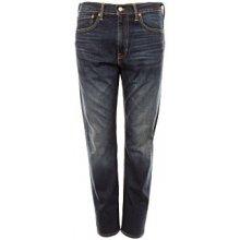 Levis jeans 502 (751) Regular Taper pánské modré