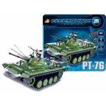 Cobi 21906 Tank PT-76 (I/R a Bluetooth)