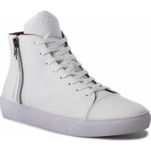 Sneakersy GUESS Laurence Mid FMLAU1 ELE12 WHITE