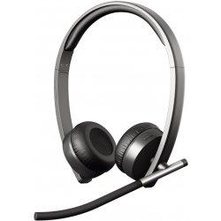 Sluchátka Logitech Wireless Headset Dual H820e