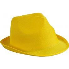 Myrtle Beach Klobouk Promotion Hat Žlutá sluneční