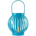 Somogyi Elektronic Lucerna s LED svíčkou, modrá LTN 11/BL