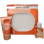 Pierre Cardin Pour Femme EdP 50 ml + tělové mléko 150 ml dárková sada