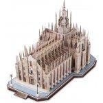 CubicFun 3D puzzle Milánský dóm Duomo
