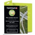 TomTom karta update - 1 rok