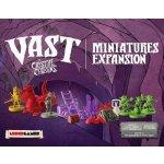Vast: The Crystal Caverns Miniatures