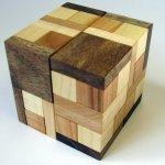 VINCO puzzles Prism Halfcubes